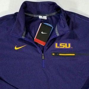 Nike Dri-Fit LSU Tigers Elite Coaches Men's Large